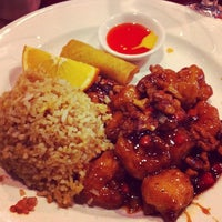 Photo taken at Wu's Fine Chinese Cuisine by John W. on 11/19/2011