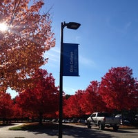 Photo taken at Olin College by emma t. on 11/4/2013