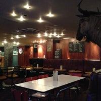 Photo taken at Slider Bar by Adam R. on 10/26/2012