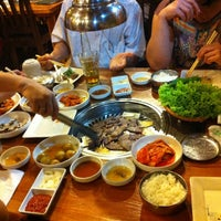 Photo taken at Ye Dang by Lou Wella Mae B. on 3/7/2013