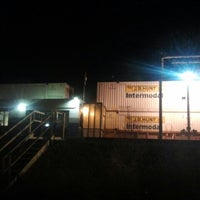 Photo taken at NS Elkhart Mainline Fuel Pad by Drew W. on 11/19/2012
