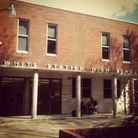 Photo taken at White Station High School by Elle on 3/26/2013