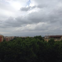 Photo taken at Best Western Art Hotel Noba by Raffaele P. on 5/13/2014