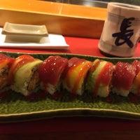Photo taken at Osho Japanese Restaurant by Marsovie P. on 4/3/2014