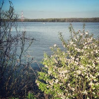 Photo taken at Hoover Reservoir Park by Nick.Harger on 4/30/2013