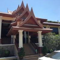 Photo taken at Baan Yuree Resort And Spa Phuket by D. K. on 3/13/2014
