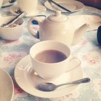 Photo taken at The Polly Tearooms by Ryan L. on 4/20/2014