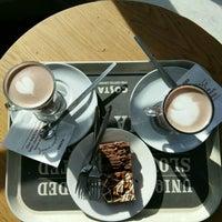 Photo taken at Costa Coffee by Dini Amrilla U. on 10/1/2016