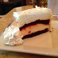 Photo taken at The Cheesecake Factory by Andrea N. on 7/9/2013