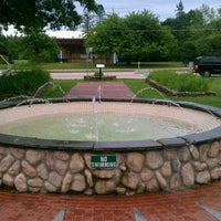 Photo taken at Greeley Park by Christopher C. on 6/8/2013