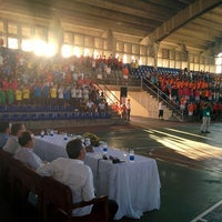 Photo taken at Colegio Loyola by Frank J. on 3/7/2014