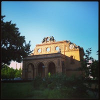 Photo taken at S Anhalter Bahnhof by Sascha André M. on 6/7/2013