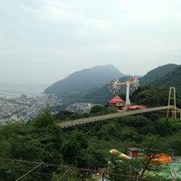 Photo taken at 別府ラクテンチ by Kenji Y. on 6/22/2013