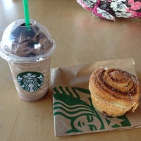 Photo taken at Starbucks by Kelly A. on 5/17/2013