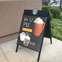 Photo taken at Starbucks by Lori W. on 10/2/2013