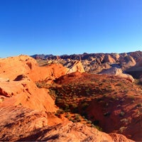 Photo taken at Valley of Fire State Park by Tass A. on 3/14/2013