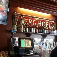 Photo taken at Berghoff Cafe by Allison K. on 9/3/2013