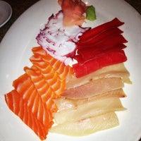 Photo taken at Sushi Zushi by Janelle C. on 5/25/2013