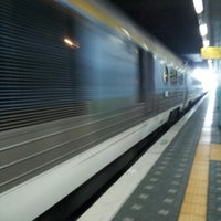Photo taken at Suwon Stn. by MB S. on 12/4/2012