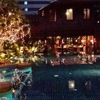 Photo taken at Rose Hotel Bangkok by Anna S. on 1/2/2014