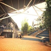 Photo taken at Facultad de Ciencias Administrativas y Sociales by Jonathan M. on 6/12/2013