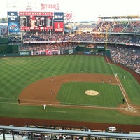 Photo taken at Nationals Park by Andy T. on 7/23/2013