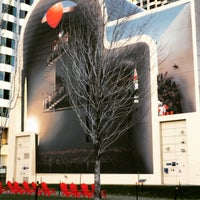 Photo taken at The Rose Kennedy Greenway by Melisse K. on 11/29/2016