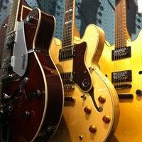 Photo taken at Guitar Center by John S. on 12/16/2012