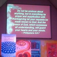 Photo taken at Bodhi Spiritual Center by Angela A. on 10/27/2013