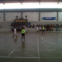 Photo taken at Gor Satria by Doby R. on 6/5/2013