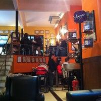 Photo taken at Lucca Café by Debora B. on 10/13/2012
