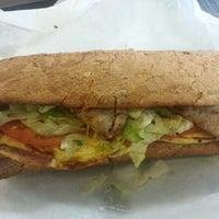 Photo taken at Potbelly Sandwich Shop by Edgar L. on 6/16/2013