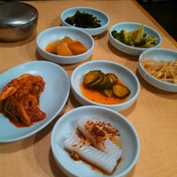 Photo taken at Convoy Tofu House by Joe on 6/23/2015