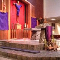Photo taken at St. Mary Catholic Church by Joe on 9/1/2013