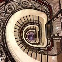 Photo taken at W Paris – Opéra by Robert R. on 12/6/2012