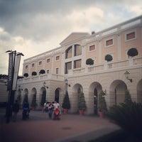 Photo taken at La Reggia Designer Outlet by Vincenzo A. on 10/7/2012