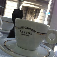 Photo taken at Café Carioca by Ivan R. on 7/13/2013