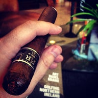 Photo taken at Little Havana Cigar Factory by Grant S. on 7/6/2013