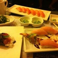 Photo taken at Sushi Kaya by Bella C. on 10/27/2012