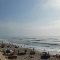 Photo taken at Praia De Maceda by Delfim B. on 8/31/2014