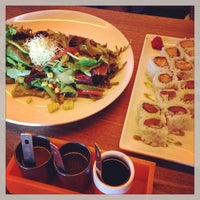 Photo taken at Momo Sushi Shack by Eleonora Z. on 6/29/2013