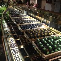 Photo taken at Chocolate Secrets by Sandra E. on 11/24/2012