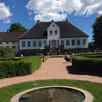 Photo taken at Oslo Ladegård by Per H. on 6/14/2014