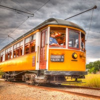 Photo taken at Shore Line Trolley Museum by Kevin S. on 8/25/2014