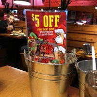 Photo taken at Texas Roadhouse by M J. on 11/14/2016