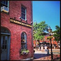 Photo taken at Starbucks by Kathryn C. on 7/24/2013