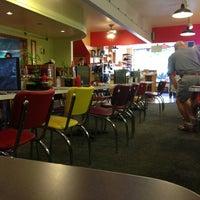Photo taken at Nova Cafe by Sonya H. on 9/10/2013