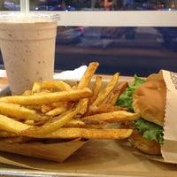 Photo taken at Burger 7 by Farah J. on 7/20/2013