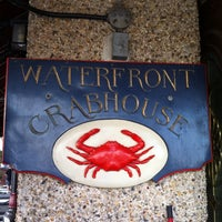 Photo taken at Waterfront Crab House by Lily L. on 6/15/2013
