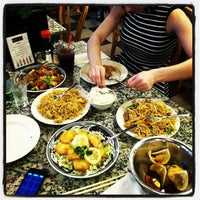 Photo taken at Brandy Ho's Hunan Food by Sam S. on 4/30/2013